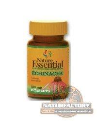 Echinacea 350 Mg. 60 Tabletten - natürliches Antibiotikum - Desinfektionsmittel und Antispasmodique -