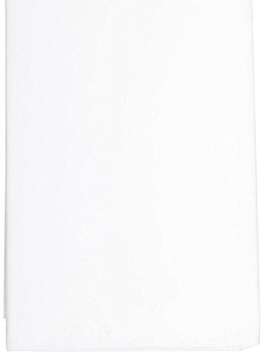 Arvind Mafatlal 100% Cotton Shirt Fabric (Pure White)