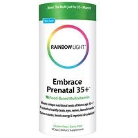 Rainbow Light Prenatal 35+ Multivitamin, 90 cap ( 3-Pack) by Rainbow Light
