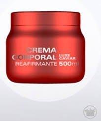 Caviar Luxe reafirmant Körper-Creme (2 x 500 ml)