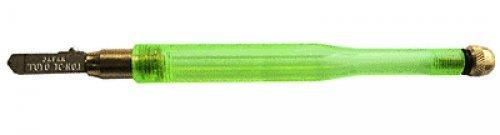 CRL Toyo Komfort-Supercutter in Regenbogenfarben mit schmalem Schneidkopf