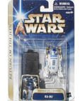 Hasbro - 84719 - Star Wars R2-D2 (Jabba's Sail Barge) Figur - Return Of The Jedi 2003
