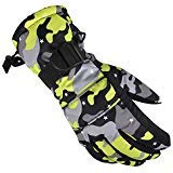 LBlanco Winter Ski Gloves, Warmest Snow Skiing Snowboarding Ski Gloves for Mens, Womens