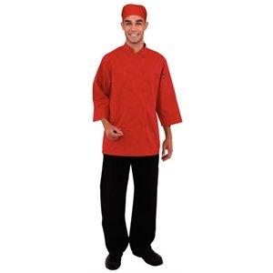 Unisex colore uniforme per chef di cucina