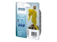 Epson C13T048C4010 - STYLUS R300 CYAN MAG BLACK -
