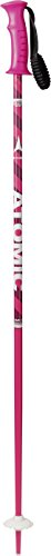 Atomic 1 Paar Mädchen-Skistöcke AMT Girl, 95 cm, Aluminium, pink/weiß, AJ5005394095
