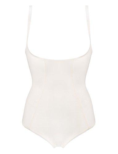 Gorsenia k148 sanremo body modellante, xl, beige chiaro