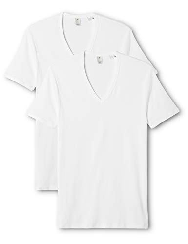 G-STAR RAW Herren Basic V-Neck T-Shirt 2-Pack