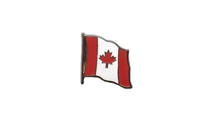 Pin's (épinglette) Drapeau Canada - 2 x 2 cm