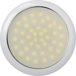 Renkforce LED Innenraumleuchte, Feuchtraumleuchte LED (Ø x H) 130mm x 11mm