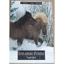 Icelandic Ponies (Sunburst Horse Breeds)