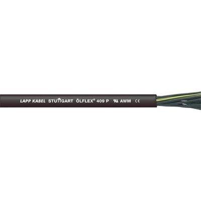 CBLE DE Commande ÖLFLEX ® 409P LappKabel 13114055g 2.5mm² Schwarz Meterware