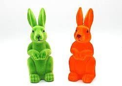 Lotto 6  Easter Bunny figurine 18,5 cm  Coloreeei assortiti  cm Qualità COOLMINIPRIX® 17e77c