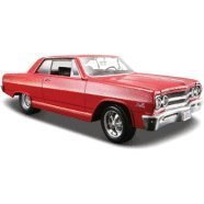 1965-chevrolet-malibu-ss-red-124-diecast-model-car-by-maisto