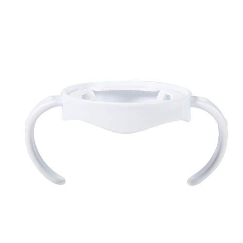 Babyflaschengriff Halter, Baby Safe ungiftig Stillflaschenhalter Easy Grip Standard-Kunststoffgriff