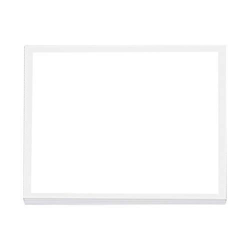 Fotostudio-Lichtpanel, Mini-LED-Fotografie-Pad, 20 x 20 cm, Effektive Fläche, Softbox-Unterlicht 20 x 20 cm Wie abgebildet