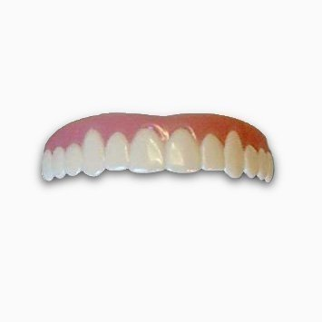 Imako Cosmetic Upper Teeth for Women (Small, Natural Color) by Imako