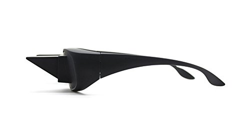 Tiny Deal Creative High Definition Bed Prism Lazy Glasses