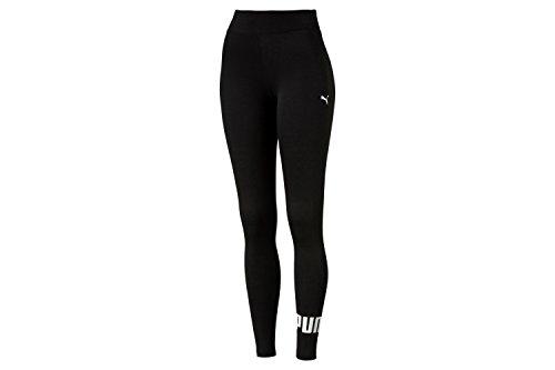 Puma ESS No.1 W Pantalones, Mujer, Negro (Black), M