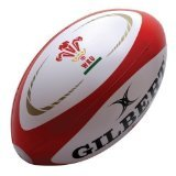 GILBERT Wales Rugby Ball gonflable 60 cm...