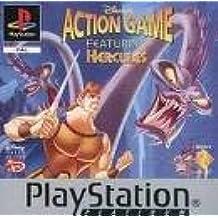 Disneys Hercules Action-Spiel - PS1 Platinum *