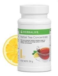 Herbalife Thermojetics Instant Teegetränk Zitrone 50 g - zur Unterstützung beim Gewichtsverlust