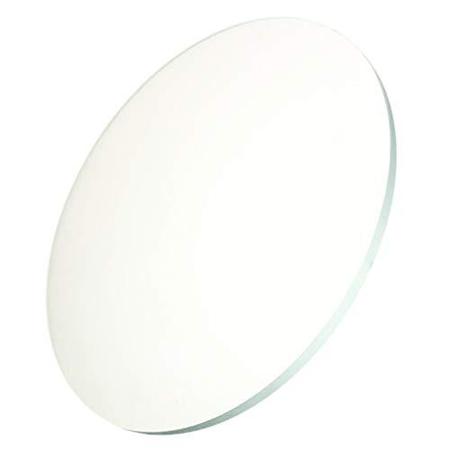 30,75mm flach Typ Armbanduhr Kristall Mineral Glas 1mm dick -