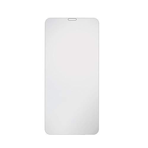 QINPIN 2 stück voll gehärtetem Glas Transparente Folie für den gesamten Bildschirm für iPhone XS max klar