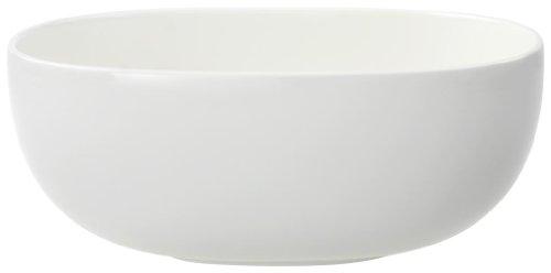 Villeroy & Boch Urban Nature Ensaladera, 25 cm, Porcelana Premium, Blanco/Colorido
