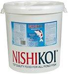 Nishikoi Growth Small Pellet Fish Food - 10kg from NISHIKOI