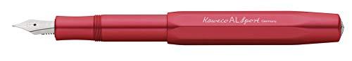 Nueva pluma estilográfica Kaweco AL Sport   Color