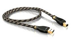 ViaBlue KR-2 SILVER USB-CABLE 1,50m USB-Kabel