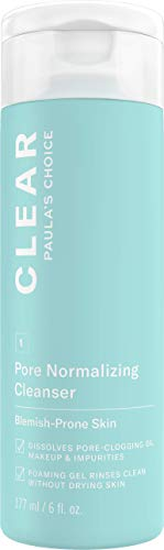 Paula's Choice Clear Gel Limpiador Normalizador Poros