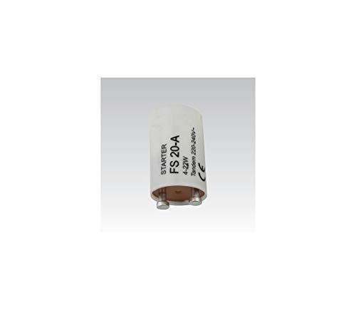 Leuchtstofflampige Starter -Lunte TANDEM 4-22W 230V -