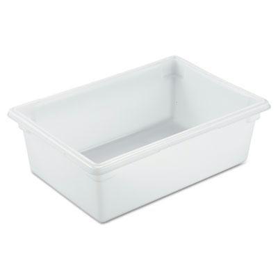 Newell Rubbermaid Rubbermaid 3500WHI Lebensmittel/Box, 12,5Gal, 26W x 18D X 9H, Weiß Polycarbonat Food Storage Box