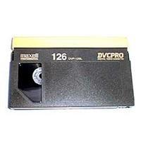 Maxell dvp-126l dvcpro Video Tape 126Minute, groß Maxell Digital Head
