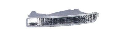 FANALE SINISTRO BIANCO-PARAURTI ANTERIORE MOD. 96-98 PER HONDA - ACCORD 4 PORTE/COUPE/AERODECK - MOD. 04/93 - 09/95