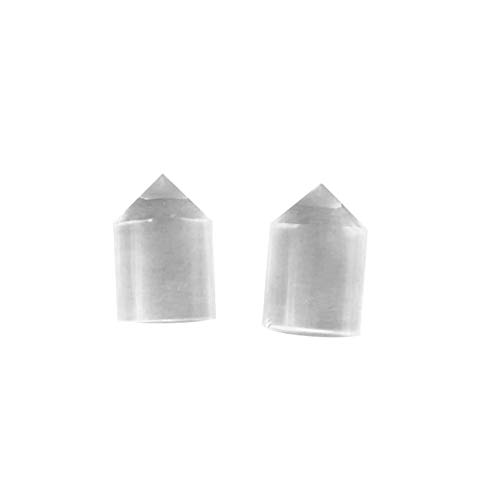 G-wukeer Konische Linsen Durchmesser 10MM Länge 15MM 90-Grad-Kegel-Sensor-Kegel-optische Ausrüstung