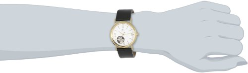ETT Eco Tech Time Women's Automatic Watch ETT Motion Drive ELS-40130-41L with Leather Strap