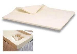 Double Memory Foam Mattress Topper (2