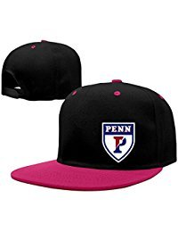 comfortable-penn-quakers-football-swimming-wrestling-fitted-hats