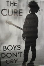 Cure-Boys-121 x Poster mostra/161 cm