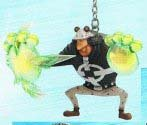 ONE PIECE One Piece Super Effect Figure vol.4 bear keychains single item (japan import) by Banpresto 1