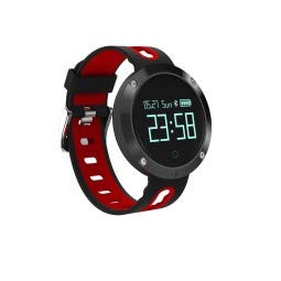 Fitness Trackers, Activity Tracker Pedometer Watch with Heart Rate Monitor and Blood Pressure Monitor, Touch Screen Smartwatch for Android and iOS Smartphone