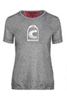Cavallo Damen T-Shirt MARA (Frühjahr/Sommer 2019), Silver Melange, 42