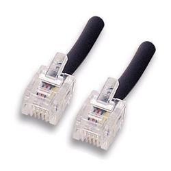 Cavo telefonico RJ12 Modulare 6 Poli 6 Contatti 6 mt