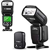Tycka Professional E-TTL Flash with 2.4G wireless trigger remote for Canon