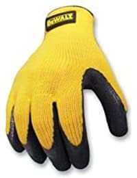 GLOVES, RUBBER GRIPPER, ONE SIZE DPG70L By DEWALT WORKWEAR
