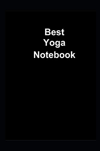 Funny Yoga training Journal: Yoga instructor gifts  Best Yoga trainer appreciation gifts notebook  Yoga tracker/yoga logbook  Yoga for meditation ... lined notebook Planner Yoga lined Journal