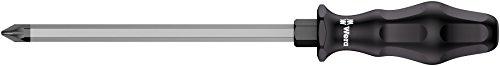 Preisvergleich Produktbild Wera 918 SPZ Kreuzschlitz-Schraubendreher, PZ 4 x 200 mm, 05017056001